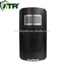 Escudo antimotines de metal a prueba de balas escudo antimotines en venta
