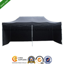 3mx6m Steel Folding Tent with Sidewalls for Promotion (FT-3060SS)