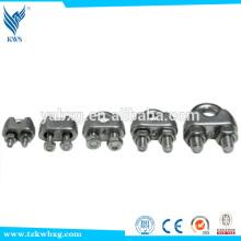 Braçadeira de aço inoxidável 316 ASTM de alta qualidade com certificação CE