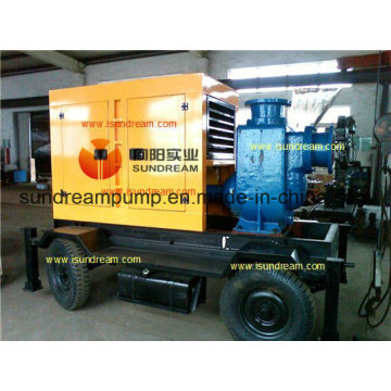 Trailer Mounted Pump (2&4 wheels trailer)