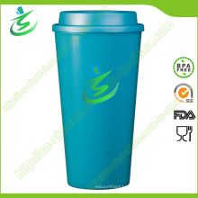 16 Unze kundengebundene BPA-freie Kaffeetasse für förderndes