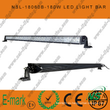 30inch CREE 180W LED Light Off Road Light Bar, barra de luz LED 180W para camiones