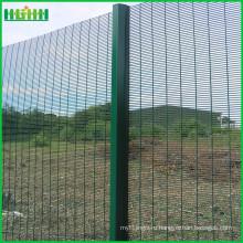 Китай оптовой оцинкованной мастерской против резки 358 безопасности стальной проволочной сетки забор