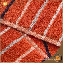 100% Baumwolle Terry Garn gefärbt Stripes Handtücher