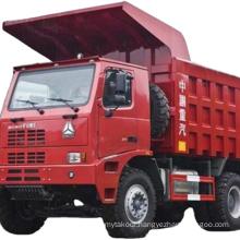 Sinotruck  6x4   mining coal dump truck heavy loading Howo 371 hp tipper 10 wheeler for sale