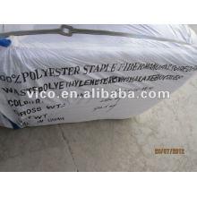 Polyester-Stapelfaser