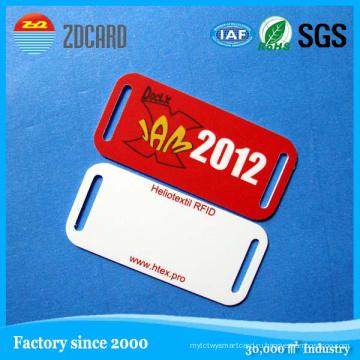 Индивидуальный печатный тег PVC NFC