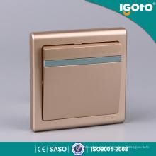 Igoto E9011-G 1 Gang Universal Arten von elektrischen Schaltern