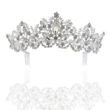 Handmade wedding rhinestone tiaras and crowns wedding for bridal