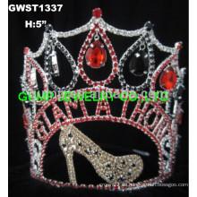 Kundenspezifische kronen tiaras