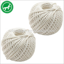 3-strand twisted cotton rope cotton string for wholesale