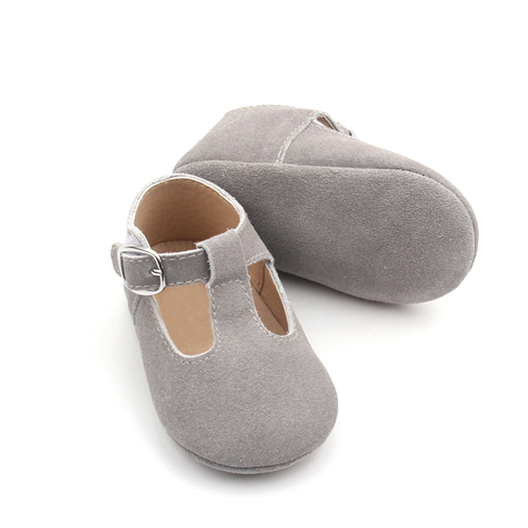 Newborn Safety Baby T-bar Girl Dress Shoes