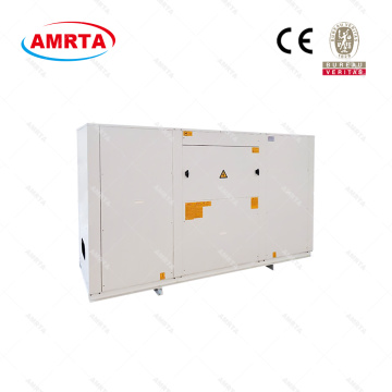 Water Cooled Scroll Chillers dengan Cooling and Heating