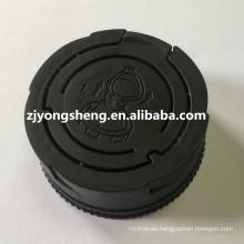 4 liter Industrial oil cap Mobil plastic cap Non-spill