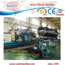 Máquina de producción de extrusión de tubos de plástico PKS