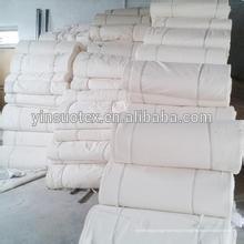 Tecido de algodão 100% por atacado