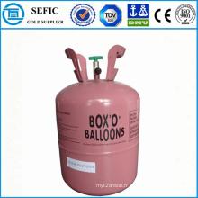 Réservoir de gaz d'hélium jetable de bas prix 2015 (GFP-13)