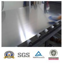 (Surface de 304 2 b ASTM AISI) Plaque en acier inoxydable