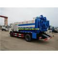 6000L 4x2 Camiones Cisterna