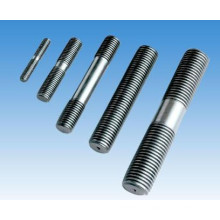Parafusos de cabeça dupla DIN835-1995 para indústria
