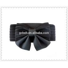 Fashion Wonens elastic stretch belts