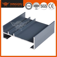 Алюминиевый профиль для дверей и окон, экструзия алюминия для стекольного завода