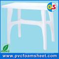 Fabricante da folha da espuma do PVC de 18mm Black (tamanho quente: 1.22m * 2.44m)