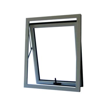 Double Glazing Aluminium Top Hung Window Aluminum Awning Window