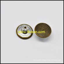 Brass Jeans Button with High Quality