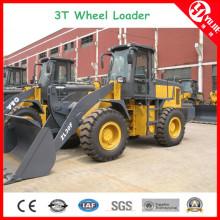 Venda carregadeiras de rodas Zl30f 3 toneladas