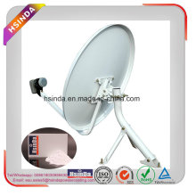 Long Lasting Weather/Waterproof Resistance White Powder Coating for Satellite TV Receiver Paint