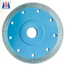 Huazuan fish mesh turbo segment diamond ceramic blade