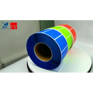 High quality cable label sticker cable label markers