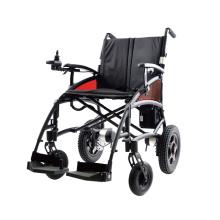 Günstiger motorisierter faltbarer elektrischer Rollstuhl