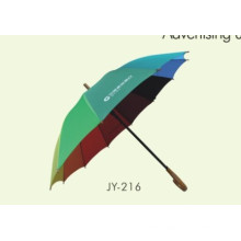 Auto Open Printing Advertising Umbrella (JY-216)