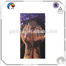 Tatouage temporaire style henné bohème henné style tatouage boho style étanche autocollant