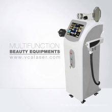 Melhor laser do Ipl, da E-luz, da cavitação, do Rf e do Nd Yag para a máquina multifuncional da remoção da tatuagem