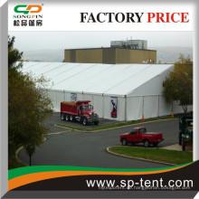 Gewohnheit Messe-Zelte 40x75m für Großausstellung