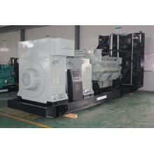 1000kw Mtu Hochspannungs-Diesel-Generator-Set