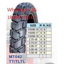 Мотоцикл шин 2,75-18 2,75-21 3.00-18 3.00-18 3.50-18