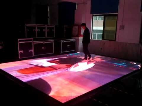 Outdoor LED Dance Floor Display Screen