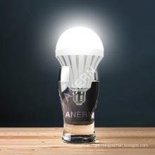 Anern 5W 7W 9W 12W E27 B22 rechargeable emergency led light bulb
