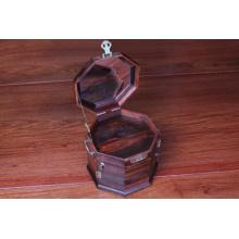 Chinesischer traditioneller hölzerner Ruhm-Kasten für Braut