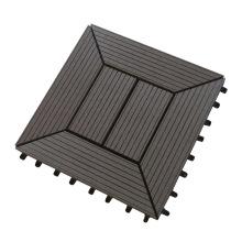 WPC DIY Decking Tile/Interlock Outdoor Floor Tile (DIY303023C)