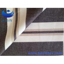 Tecido super suave de impressão Stripe Sofa (BS9062)