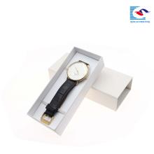 Sencai gros luxe blanc couleur rectangle carton boîte de papier packaing bracelet