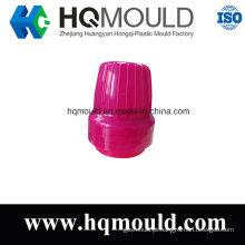 Ferramenta de injeção de tampa de plástico para molde de tampa de garrafa