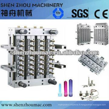Machine à préformer machine à usiner / pré-moulage par injection