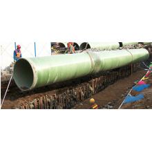 Glass Fiber Plastic Pipe (GRP Pipe)