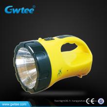 GT-8503 1600MAH 1.5W Projecteur à LED à LED à distance